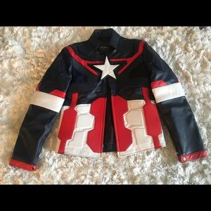Kamboz Leather Jacket